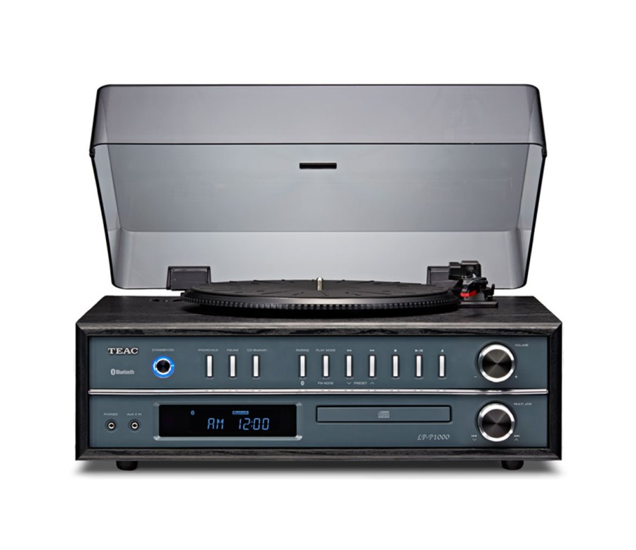 TEAC Turntable Stereo System