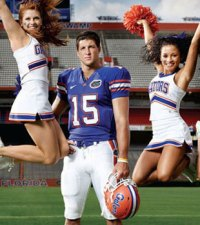 Tim Tebow: Swamp King
