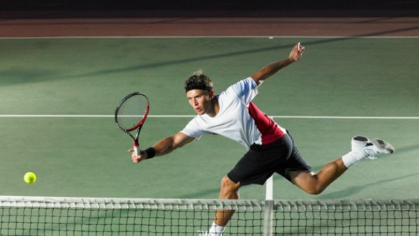 The Tennis Workout