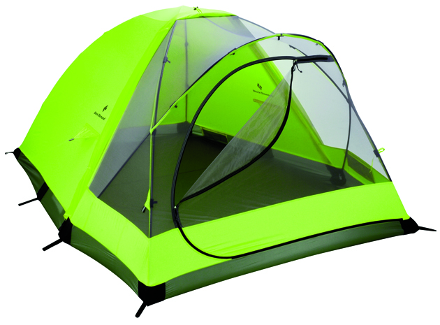 Ultra-Tough Tent