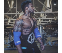 Watch Terron Beckham Do Insane Box Jumps With 315 Pounds on His Back