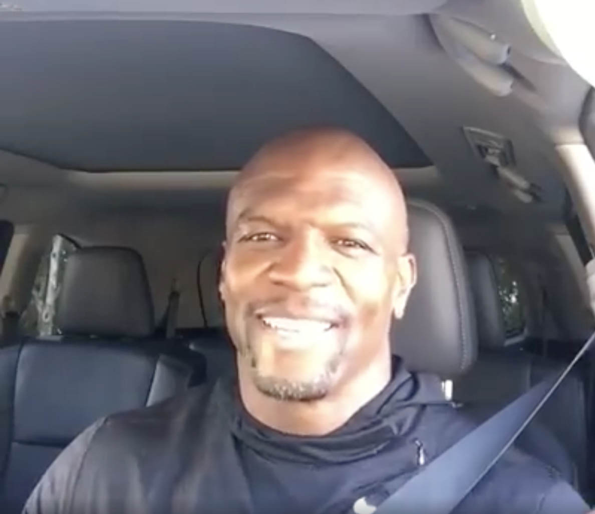 How Terry Crews Battled and Eventually Overcame His Pornography Addiction
