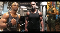 11 Times Terry Crews Absolutely Shredded Instagram With His Awesome Workouts