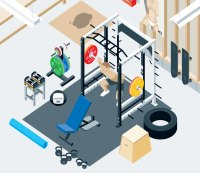 21 Things to Add to Your Home Gym in 2015