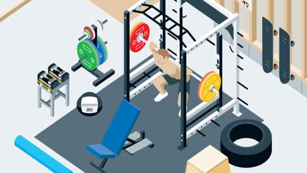 21 Things to Add to Your Home Gym
