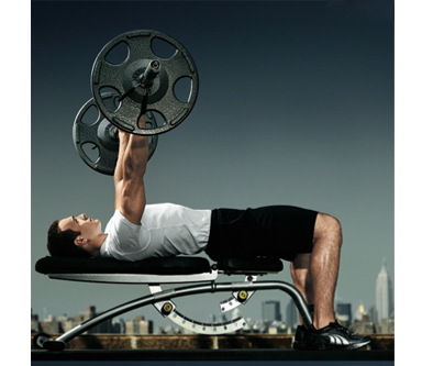 Perfect Your Bench Press