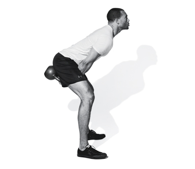 The Perfect Kettlebell Swing