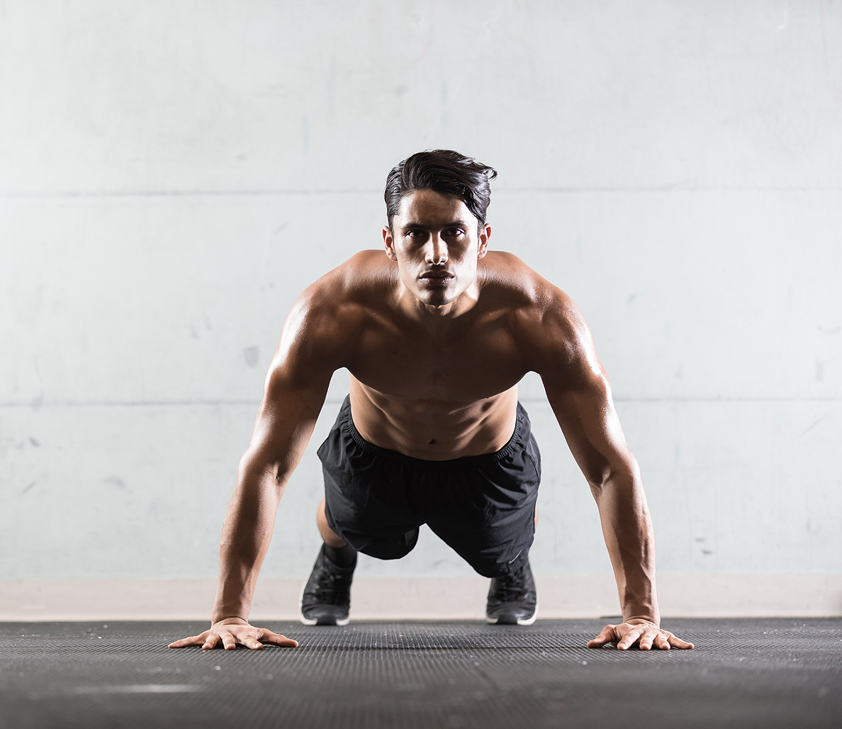 The 10-minute belly-off workout
