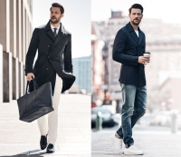 2 Perfect Spring-to-Summer Looks for Men