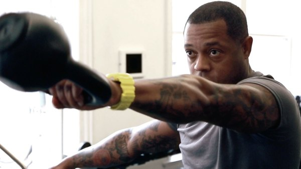 A Total Body Transformer Workout With U.S. Army Veteran Michael Thigpen
