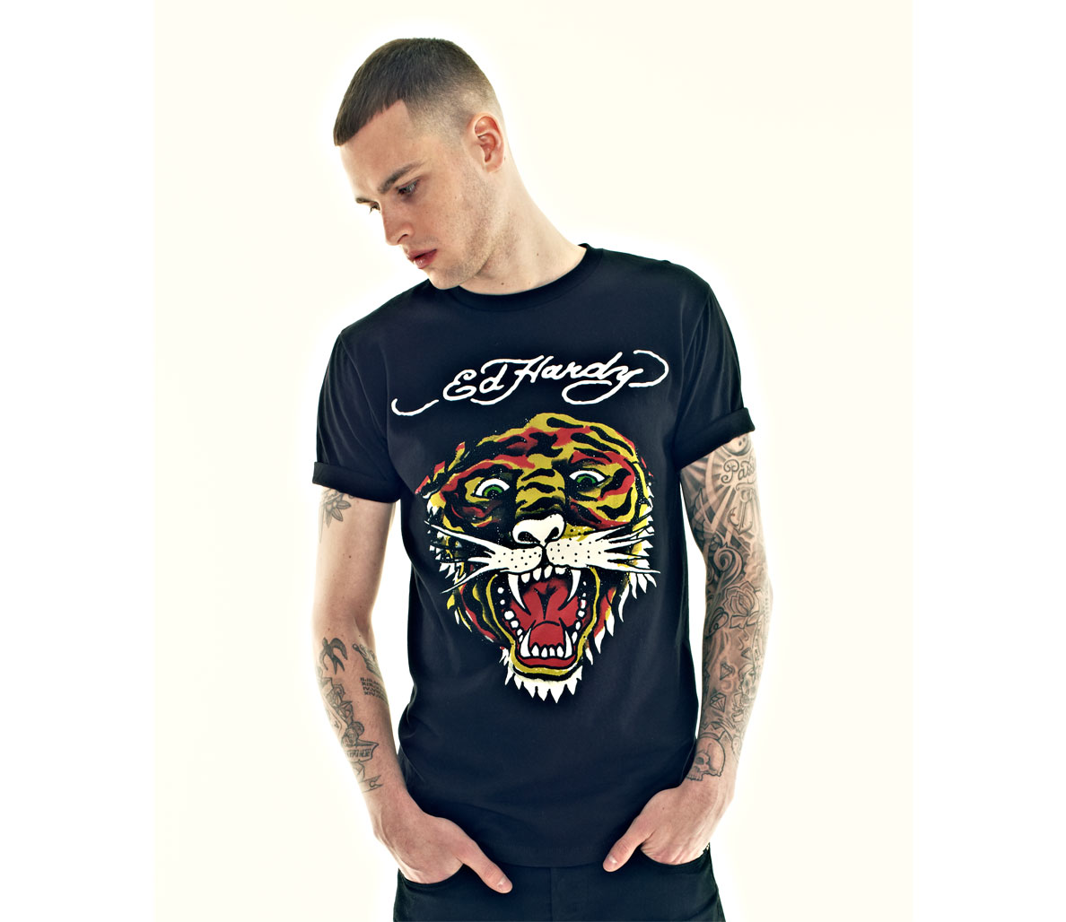 new specials greatvarieties arriving Top 6 Graphic T-Shirts From Ed Hardy - Men's Journal