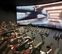 3. Immersive cycling