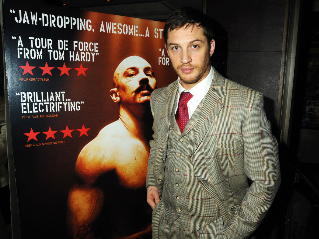 Tom Hardy S Best Body Transformations And Training Plans For His Roles