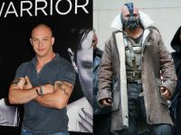Tom Hardy, best roles, body transformations