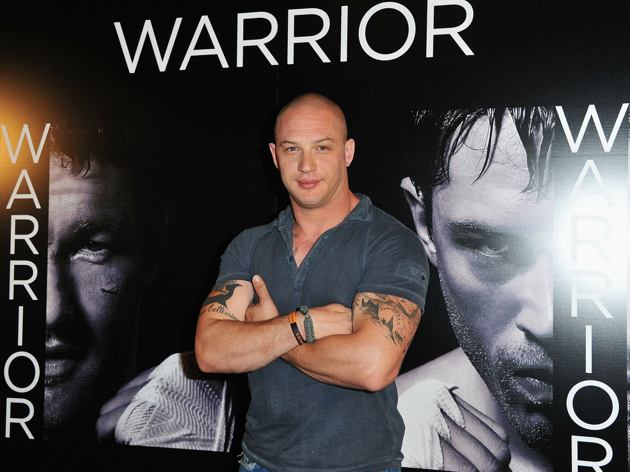 Filmography by Tom Hardy (Tom Hardy). Training, growth and the best roles of the actor