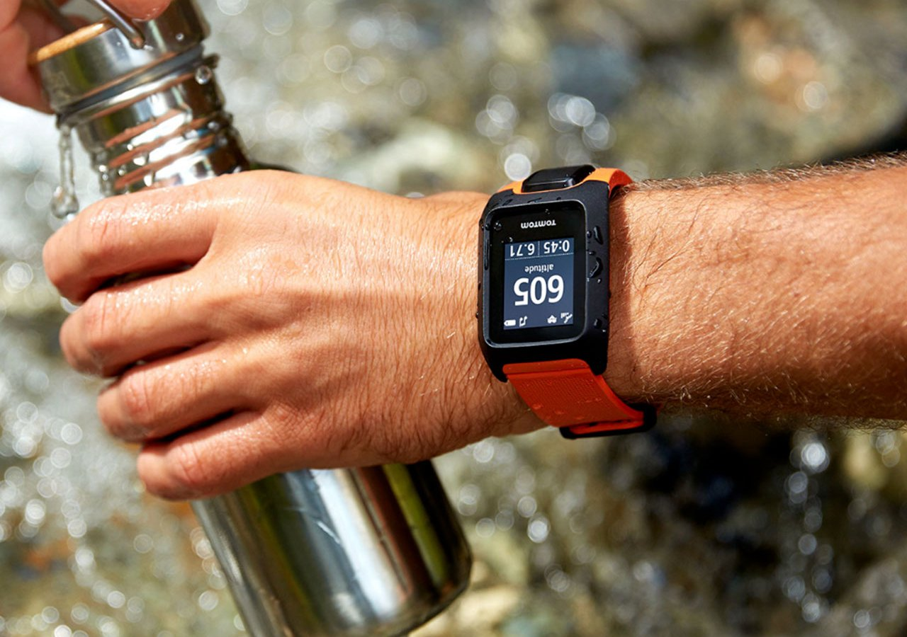 The 5 Best Rugged Smartwatches For Outdoor Adventuring Suunto Traverse Black Watches With Gps Glonass
