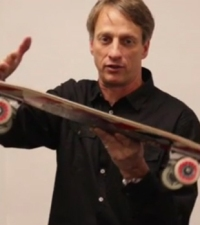 Skateboarding Tricks With Tony Hawk [VIDEO]