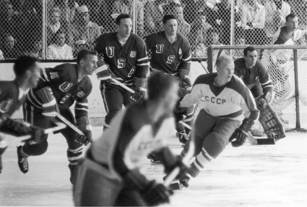 1. 1960: The original 'Miracle on Ice'