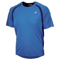 4. New Balance Ice Impact Short Sleeve Shirt