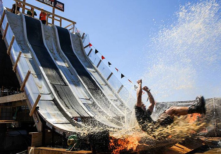 Inside Man: the Obstacle Architect
