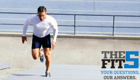 The Fit 5: Tracking Progress