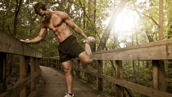 Transform your body with trail running