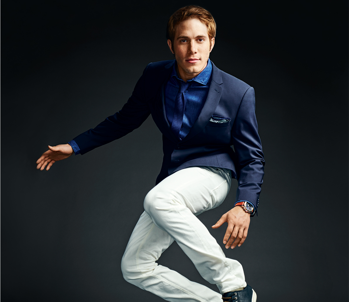 Blake Jenner Is The All American Leading Man Hollywood Needs Right Now
