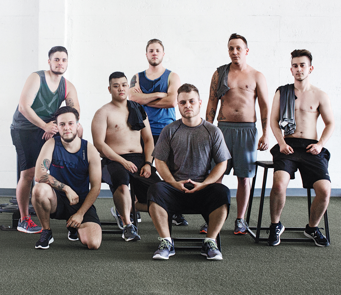 55a28ee5805d The Ultimate Transformation  Meet the Trans Men Who Are Redefining Their  Lives Through Fitness