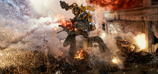 Transformers: The Last Knight, Bumblebee