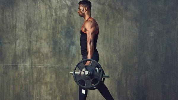 How to gain muscle in just a week
