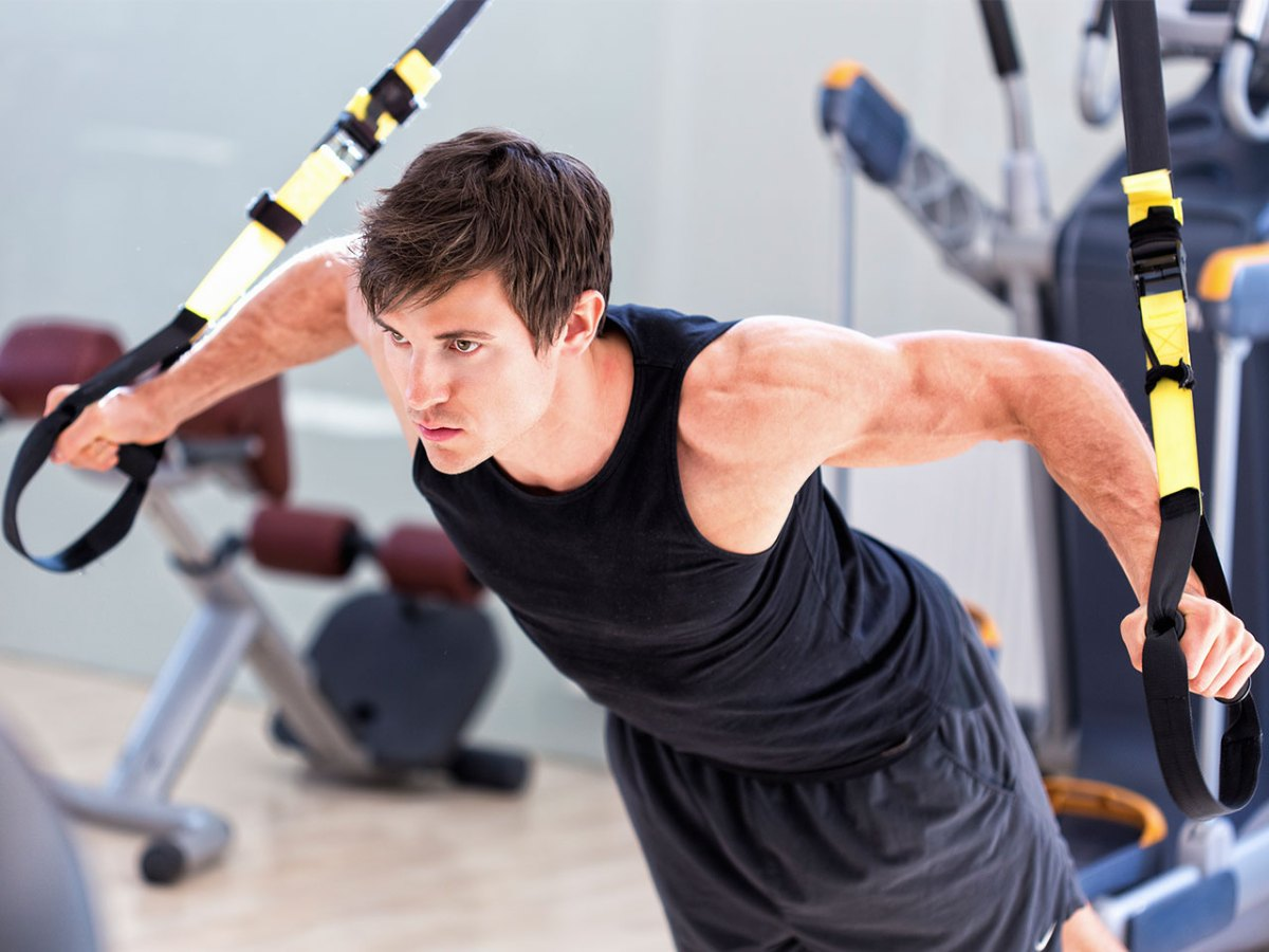4 Steps to Master Your TRX Workouts. Give Your Body a New Challenge.