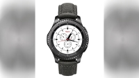 Samsung Gear S3 Frontier Special Edition Smartwatch with Tumi