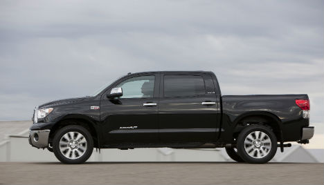 Car Review: 2012 Toyota Tundra CrewMax