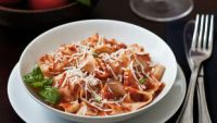 Guilt-Free Turkey Bolognese