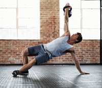 Abs by Kettlebells