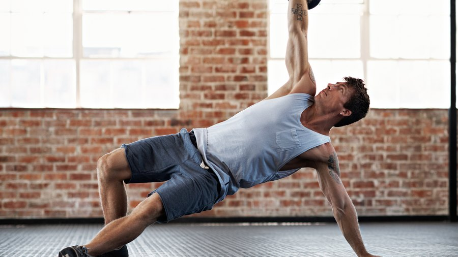 10 Kettlebell Workouts to Get Six-Pack Abs