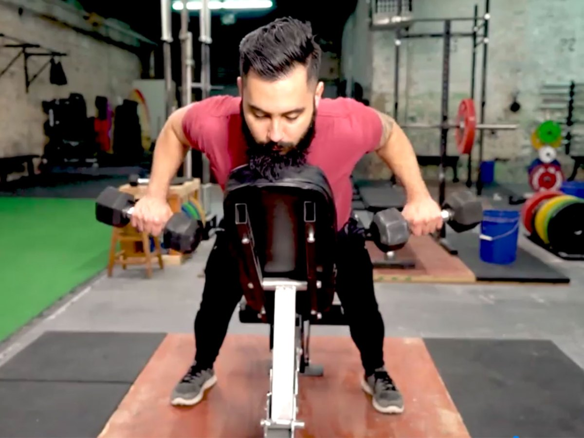 Classic Iron Workout Program: 2 Weeks of Workouts to Build Total-body Strength