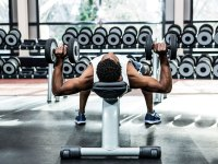 Two Arm Dumbbell Workouts