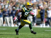 Ty Montgomery (RB/WR, GB) – 54% Owned