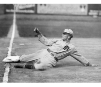 Ty Cobb, Outfielder, Detroit Tigers