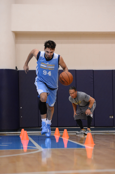 Train like an NBA Star with this 5-day workout