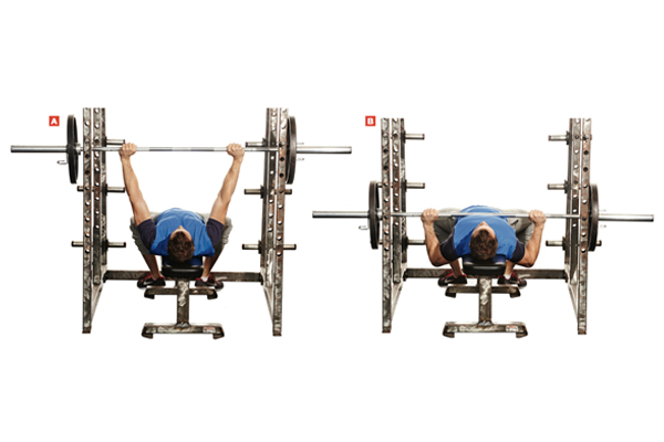 The Partial Rep Workout - Men's Journal