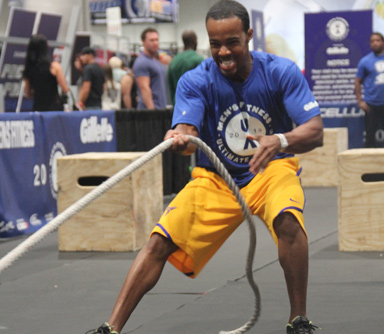The 2013 Men's Fitness Ultimate Athlete Competition