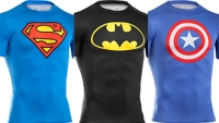 Would You Sport a Superhero Shirt at the Gym?