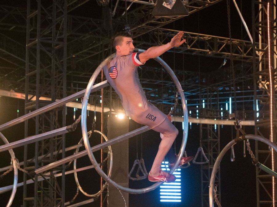 Ultimate Beastmaster Obstacle Course