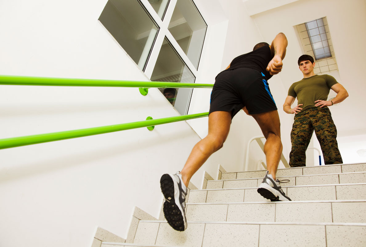 The Ultimate Boot Camp Workout