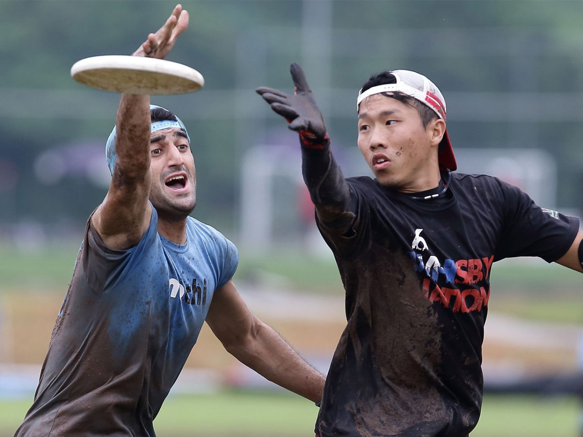 3 steps for the perfect frisbee throw