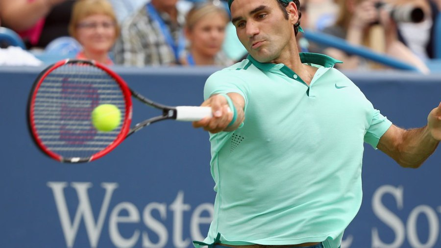 This Is How Far the Best Tennis Players Run at the U.S. Open