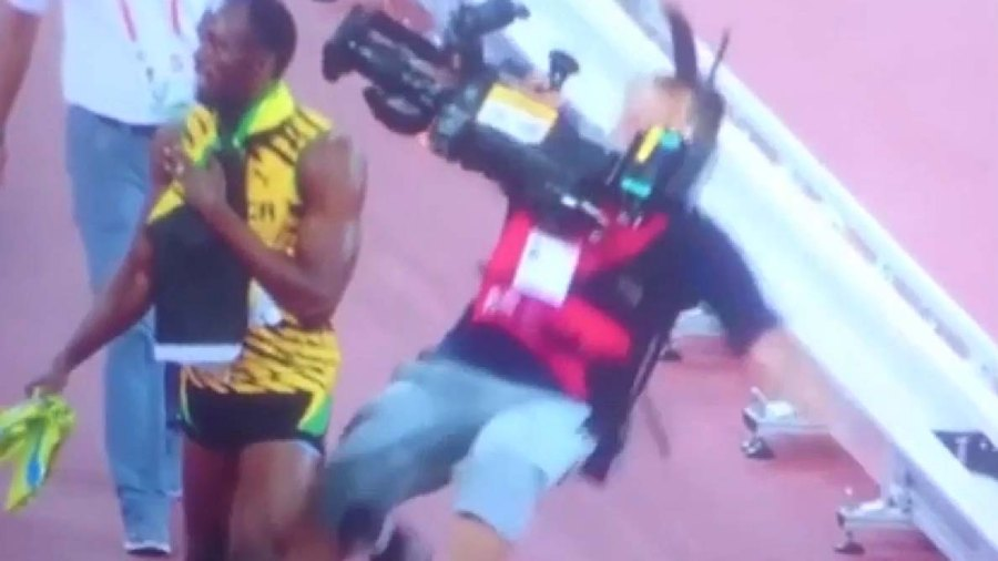 Fit Fix: Usain Bolt Can't Escape a Cameraman, the McWhopper Gets Crushed, and Jeep Rolls Out a Monster