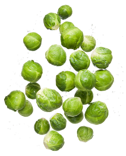 5. Brussels sprouts